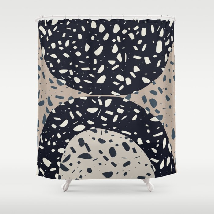 Earth Tone Shower Curtains