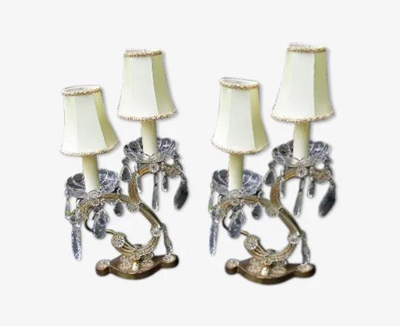 Small French Country Table Lamps