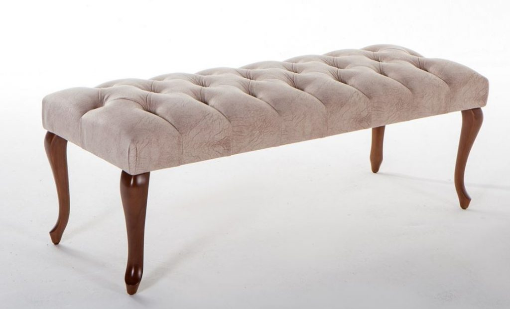 White End of Bed Bench