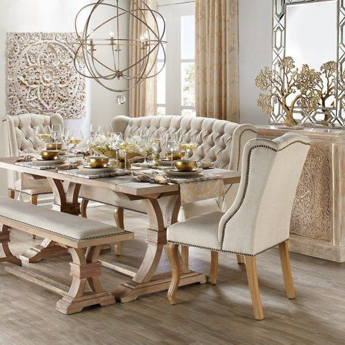 French Provincial Dining Room Furniture