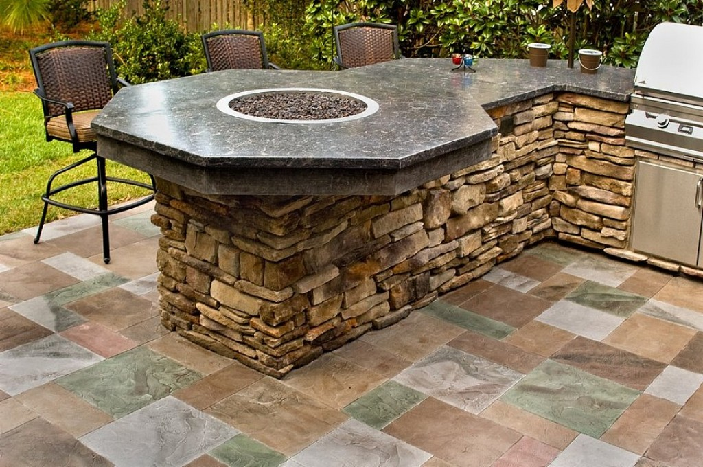 outdoor kitchen designs 2