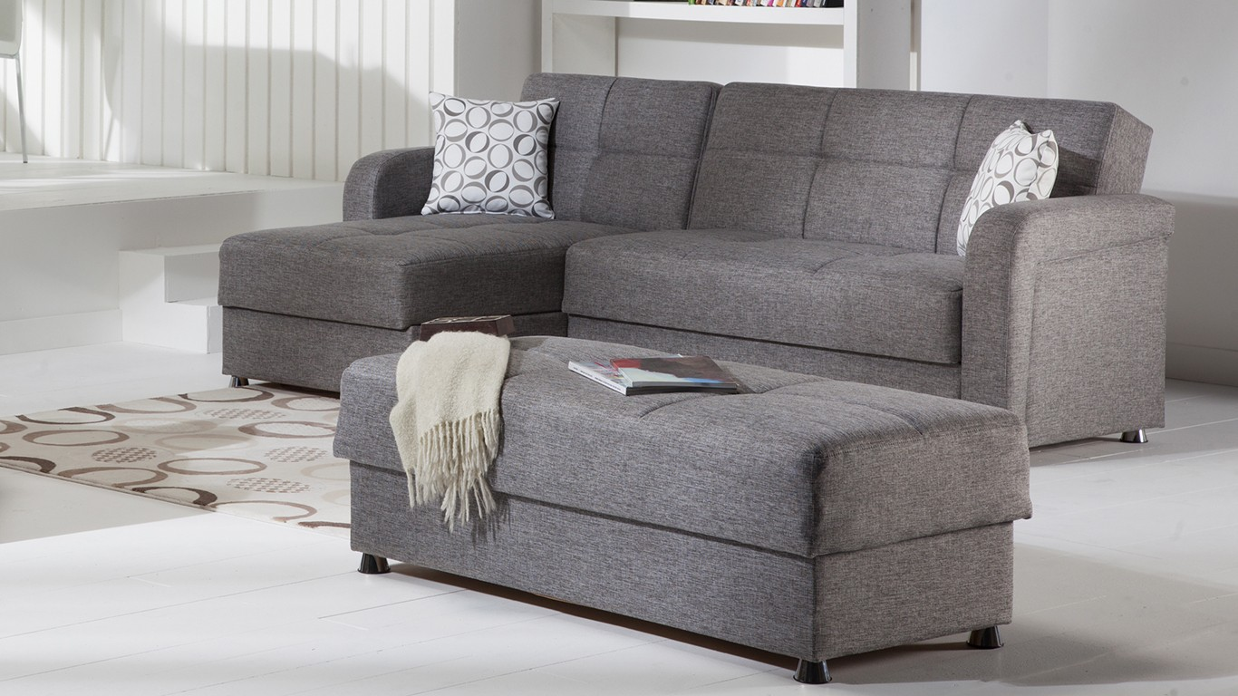 Beau Sectional Sleeper Sofa