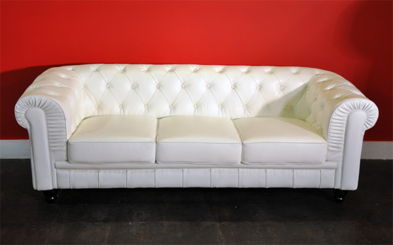sofa white leather thesofa