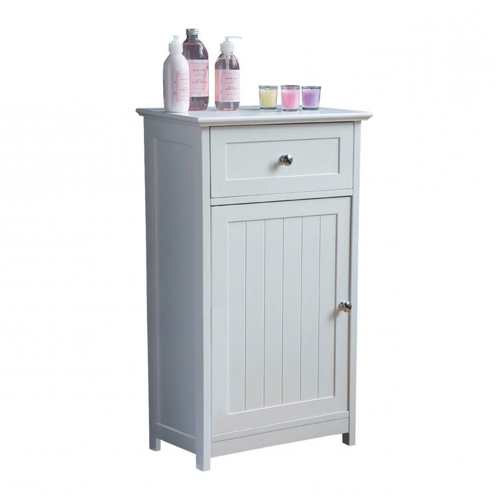Amazing Its Shara From Woodshop Diaries Back To Show You How To Build A Tall &amp Skinny Storage Cabinet This Storage Unit Works Perfectly As A Bathroom Linen Cabinet  Let The Putty Dry While You Move On To The Next Steps Cut Two Pieces