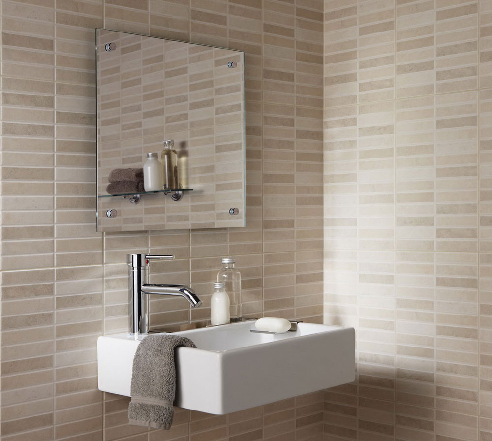 Small Bathroom Tile Ideas: Bathroom Tiles Design