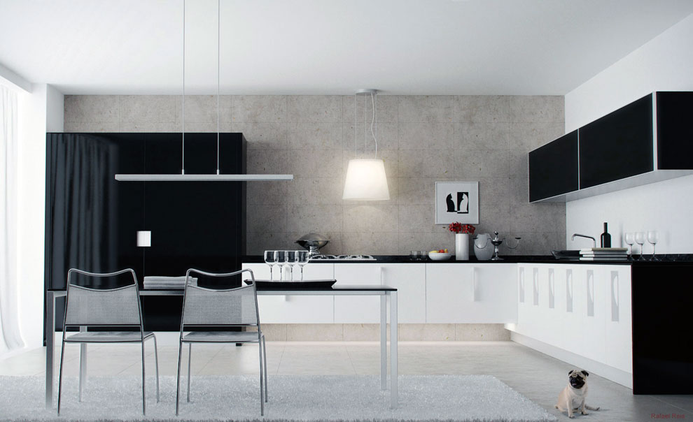 black-and-white-kitchen-cabinets-9