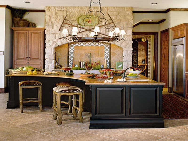 kitchen decorating ideas 3 - Rustic Kitchen Decor Ideas