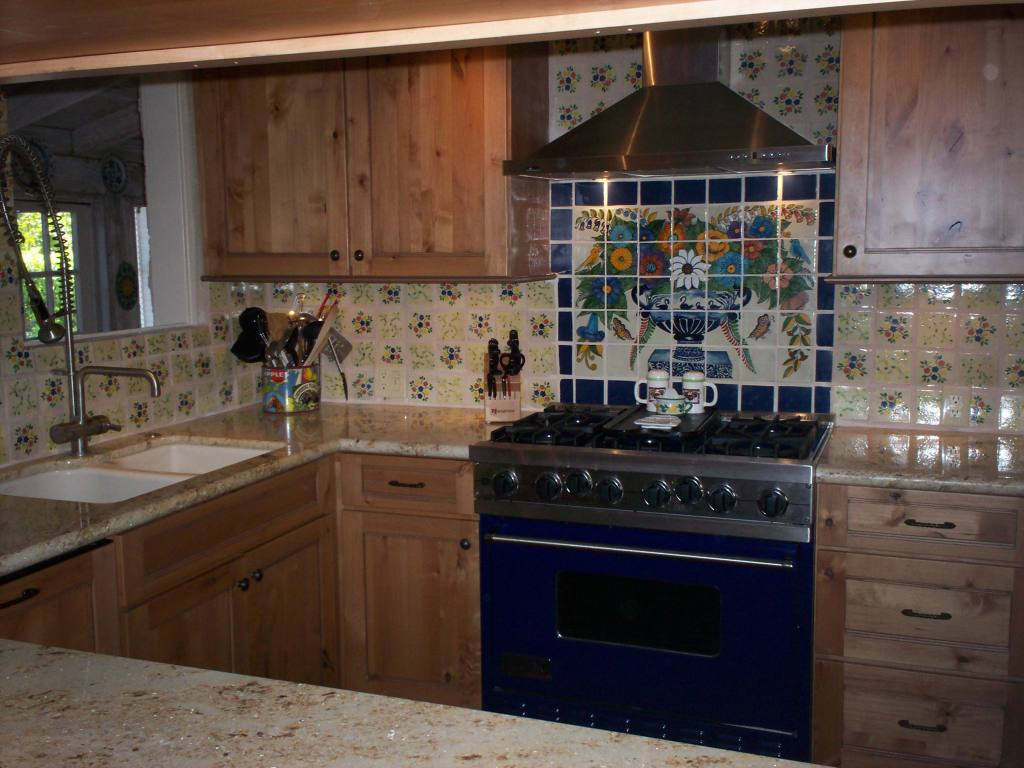 Kitchen wall tiles Tiling a kitchen wall design ideas