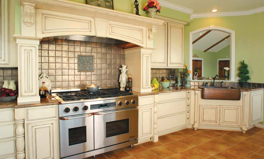 French country kitchen for French country kitchen designs