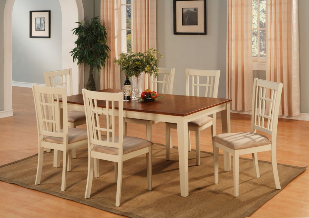 7 pc dining room sets