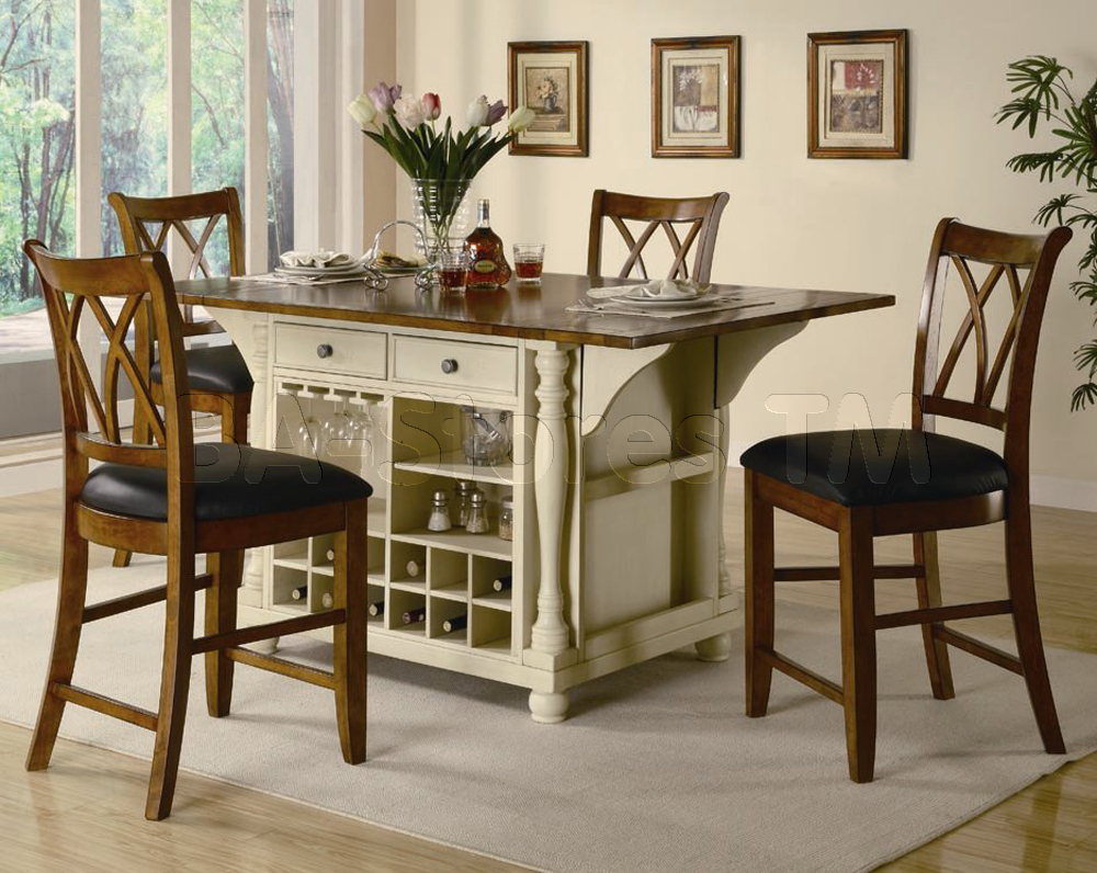 kitchen island dining set kitchen dining sets 7029