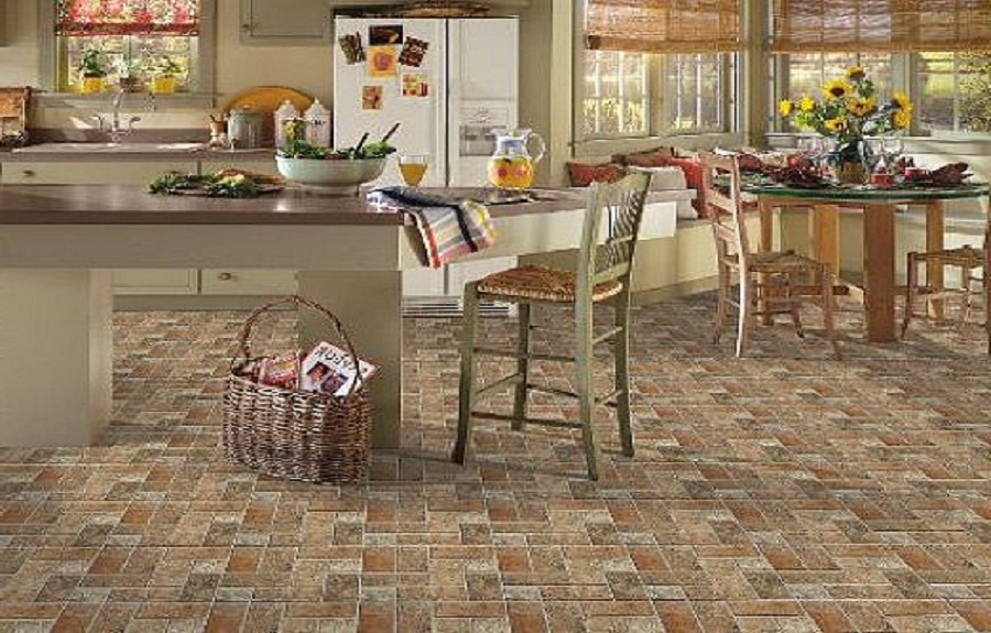 Kitchen Floor Tile Ideas 2014 Simple Design Tile